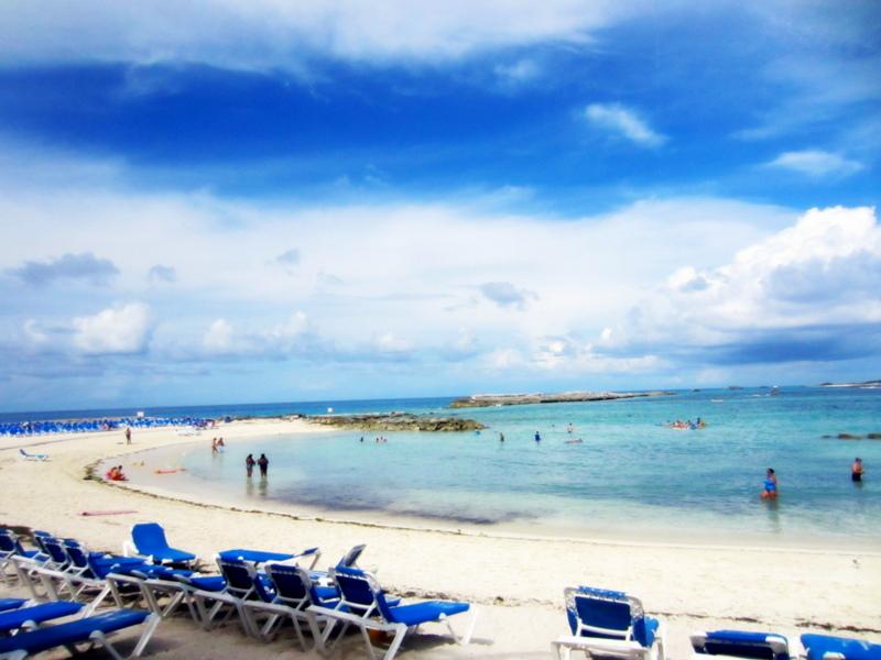 Cocoa Cay, Bahamas