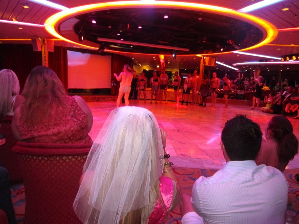 Cruise Entertainment - Royal Caribbean