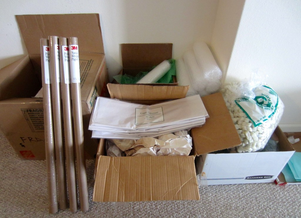 Packing and Moving Supplies
