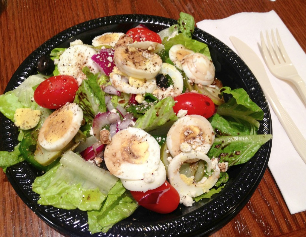 Hotel Dinner Salad