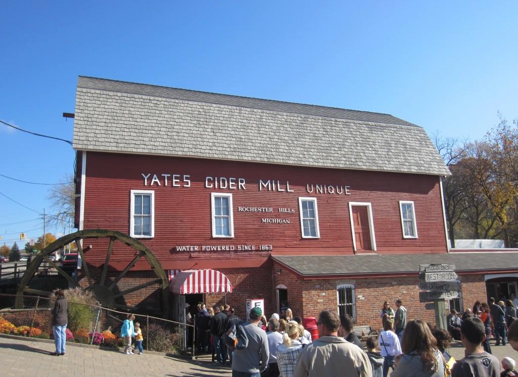 Yates Cider Mill Rochester Hills, MI
