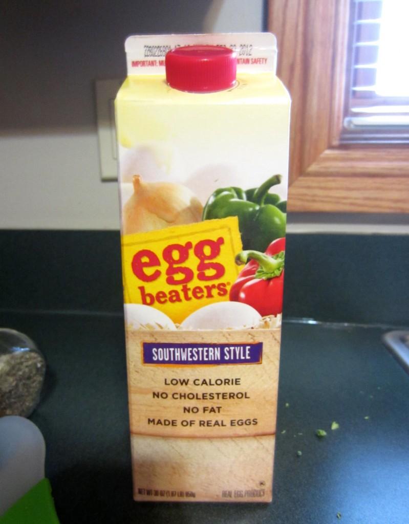 Eggbeaters Southwest Style