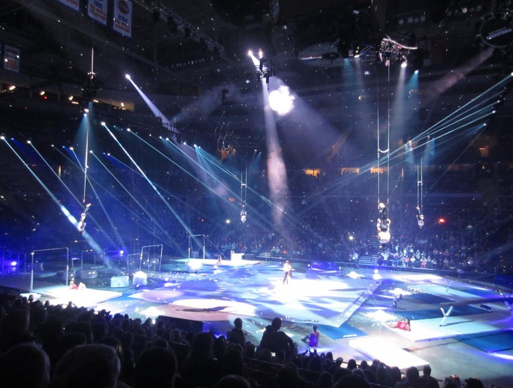 Gymnastics Tour of Champions