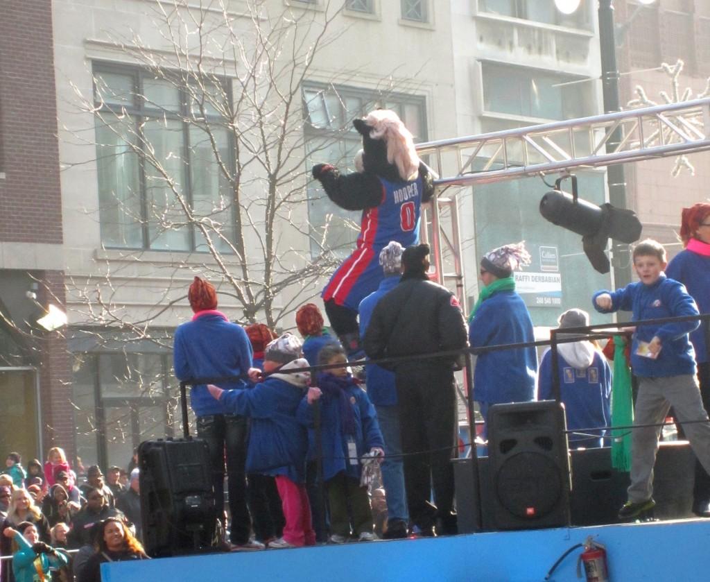 HOOPER in parade