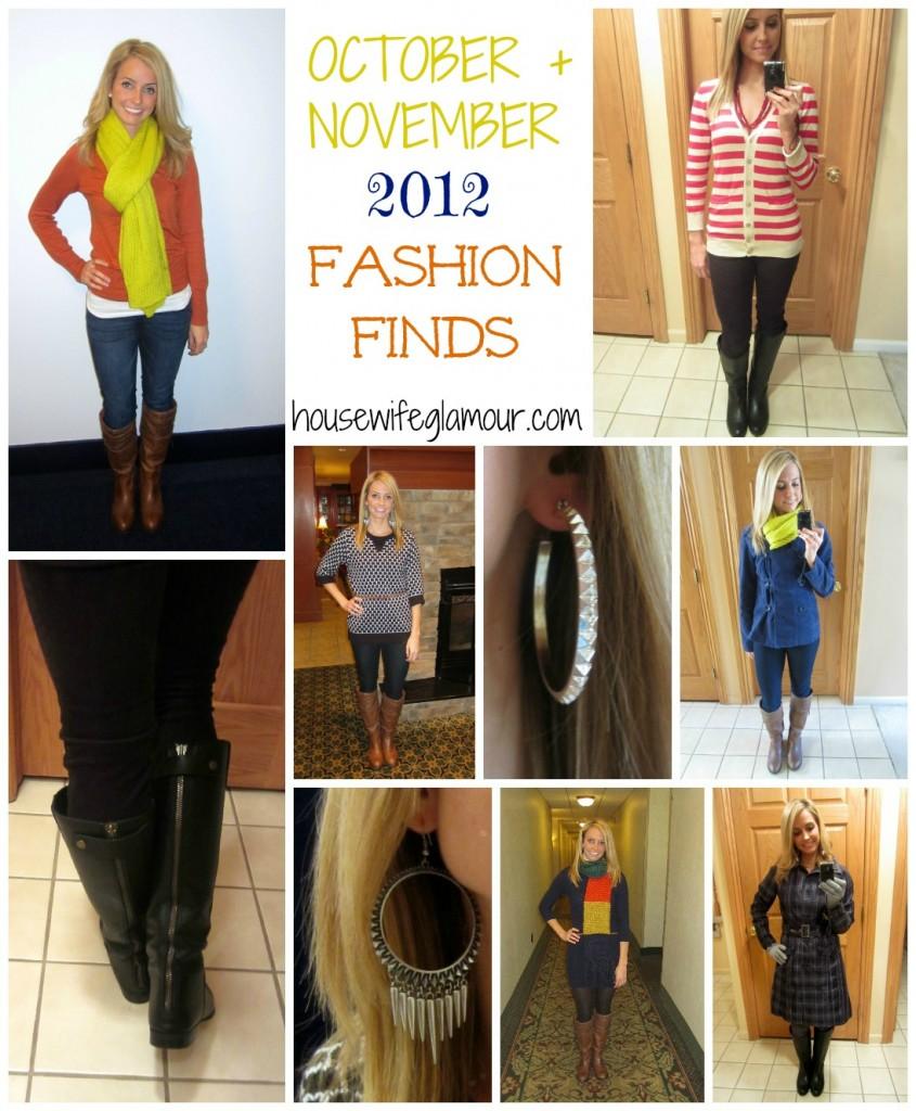 October November Fashion cover