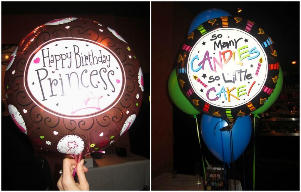 funny birthday balloons