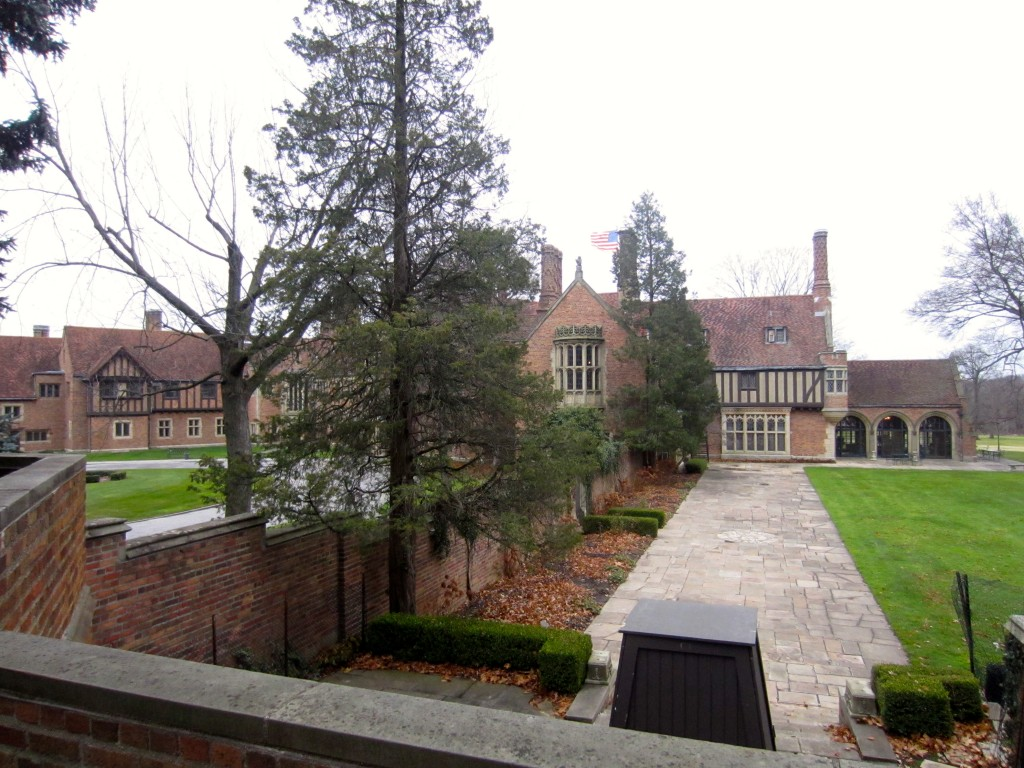 meadow brook hall property