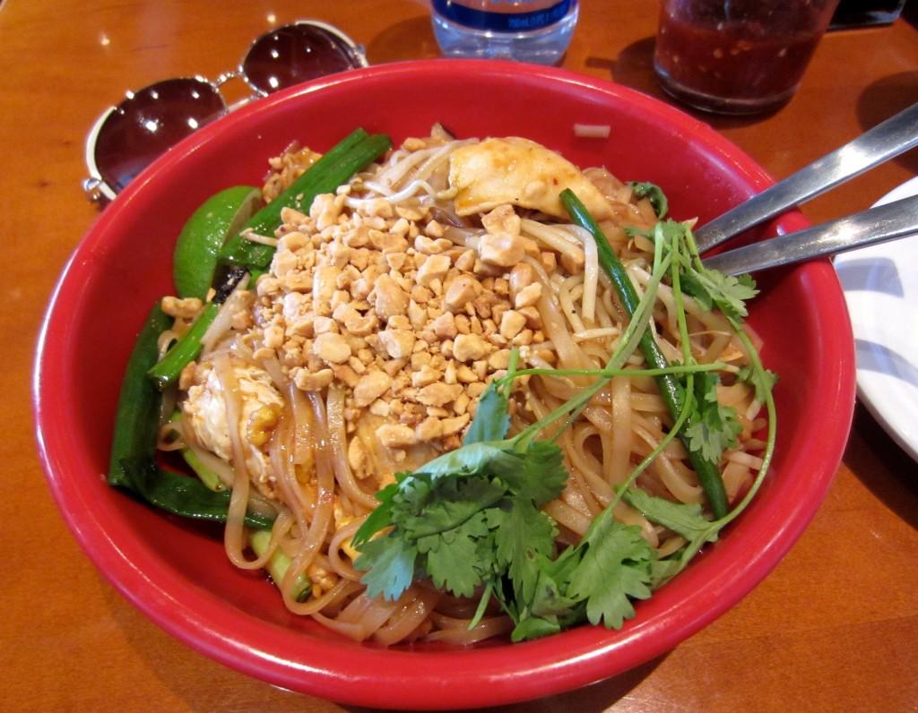 pad thai pei wei