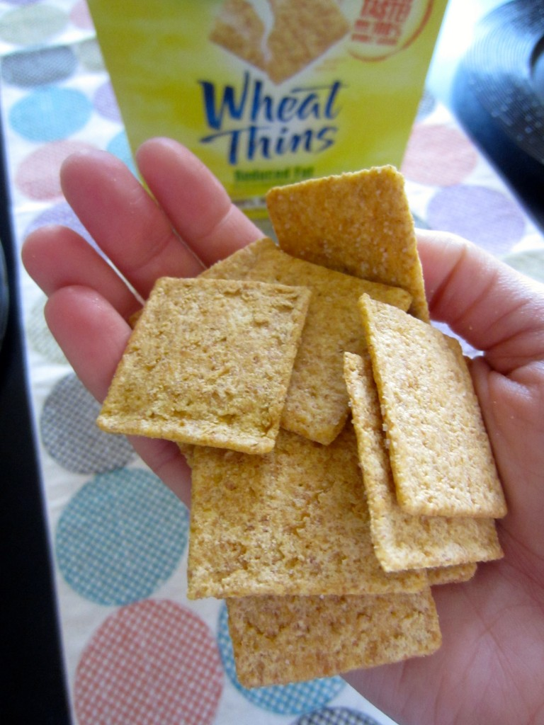reduced fat wheat thins