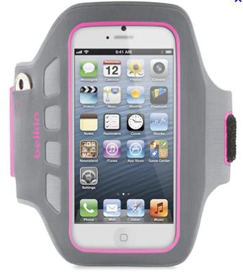 Belkin running armband case