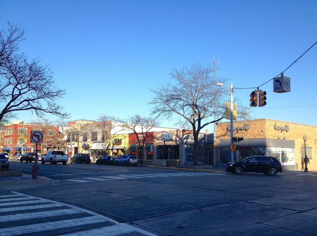 Royal Oak Downtown