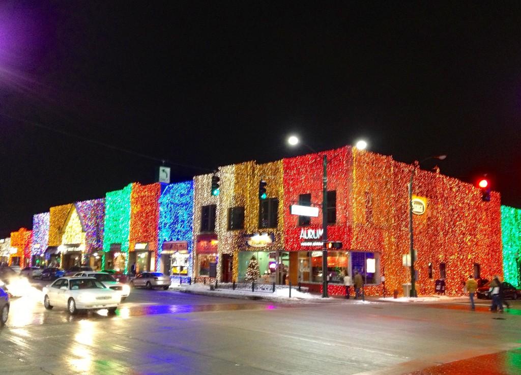 big bright lights show - rocest