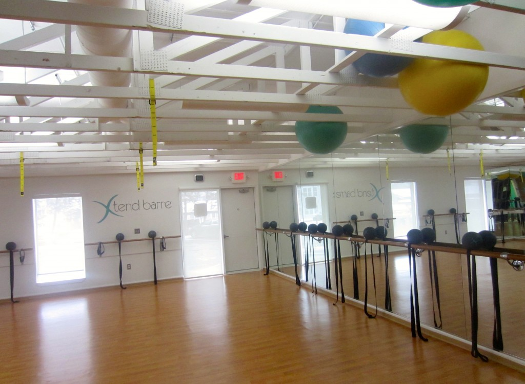 x-tend barre studio