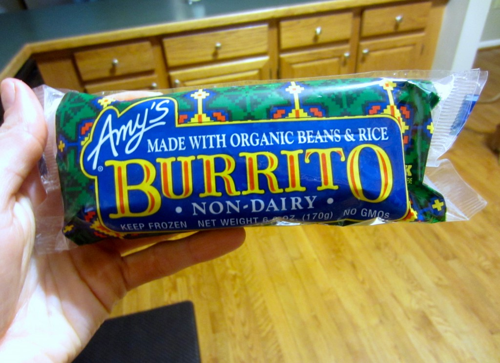 Amy's Organic Burritos