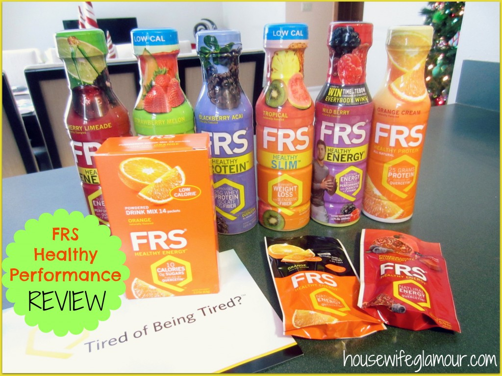FRS Product Review - Housewife Glamour