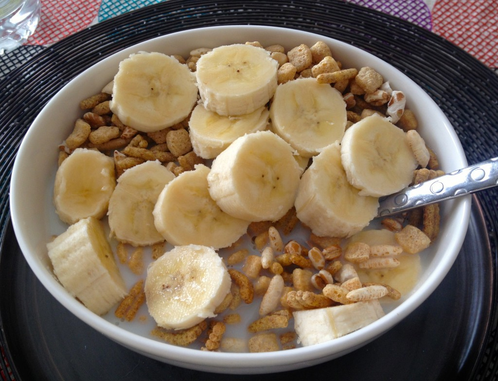 Go Lean crunch cereal