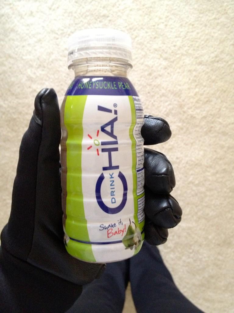 Drink Chia post-run