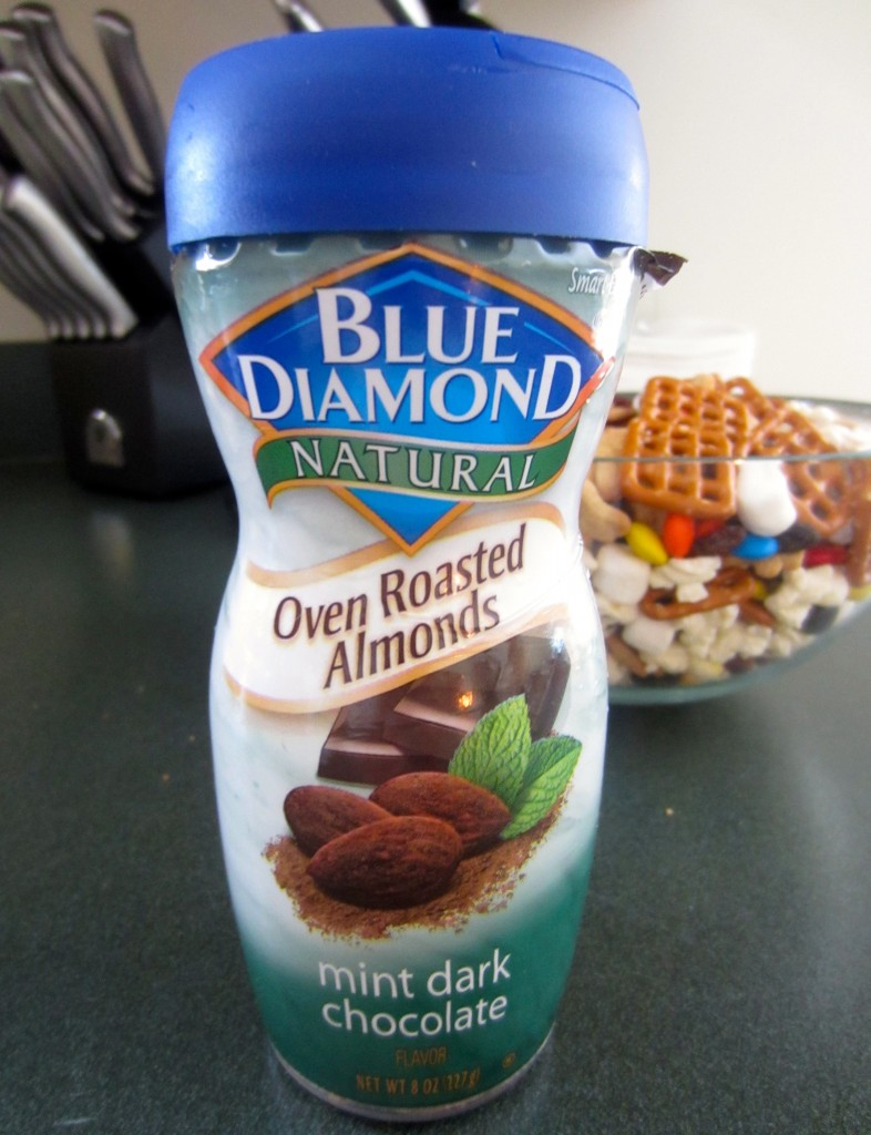 blue diamond chocolate almonds