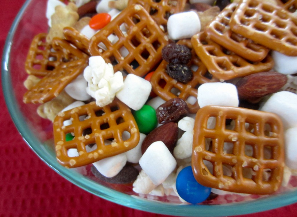 campfire sweet and salty party mix