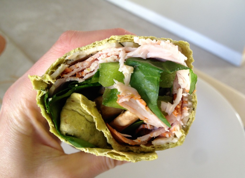 healthy wrap
