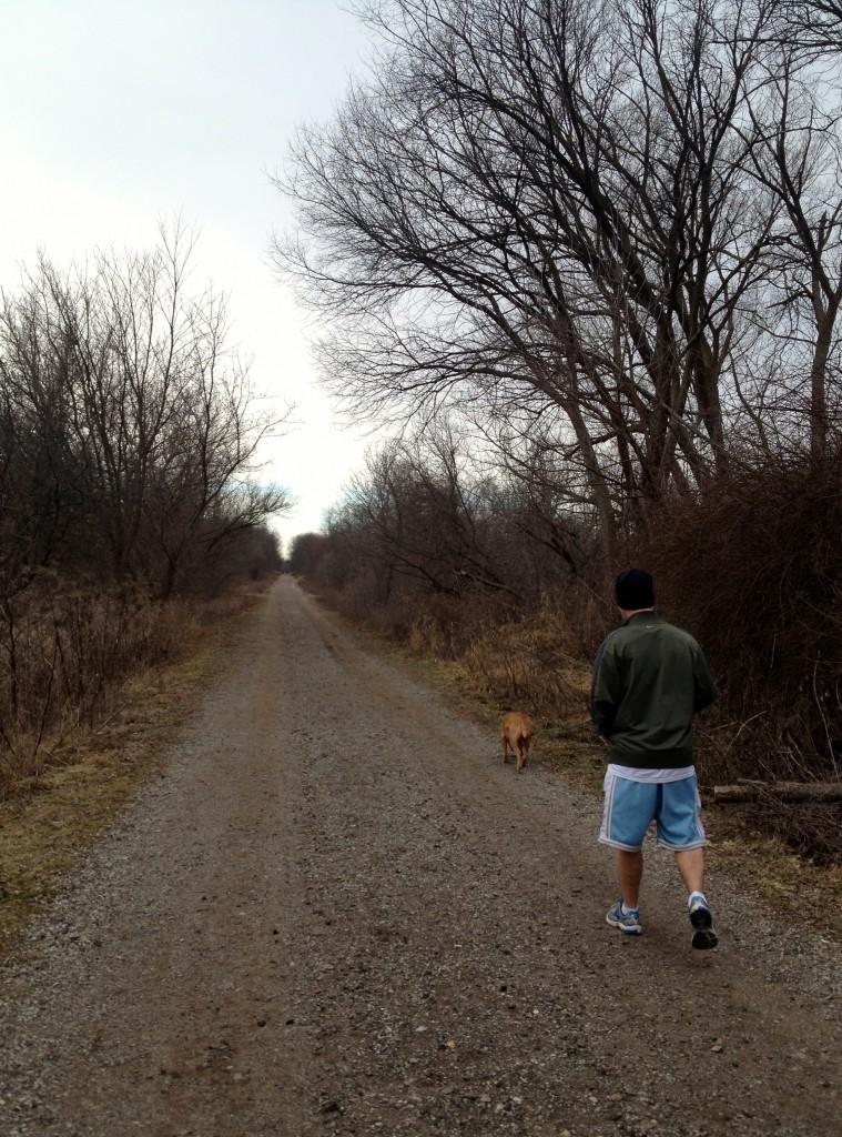 saturday trail run