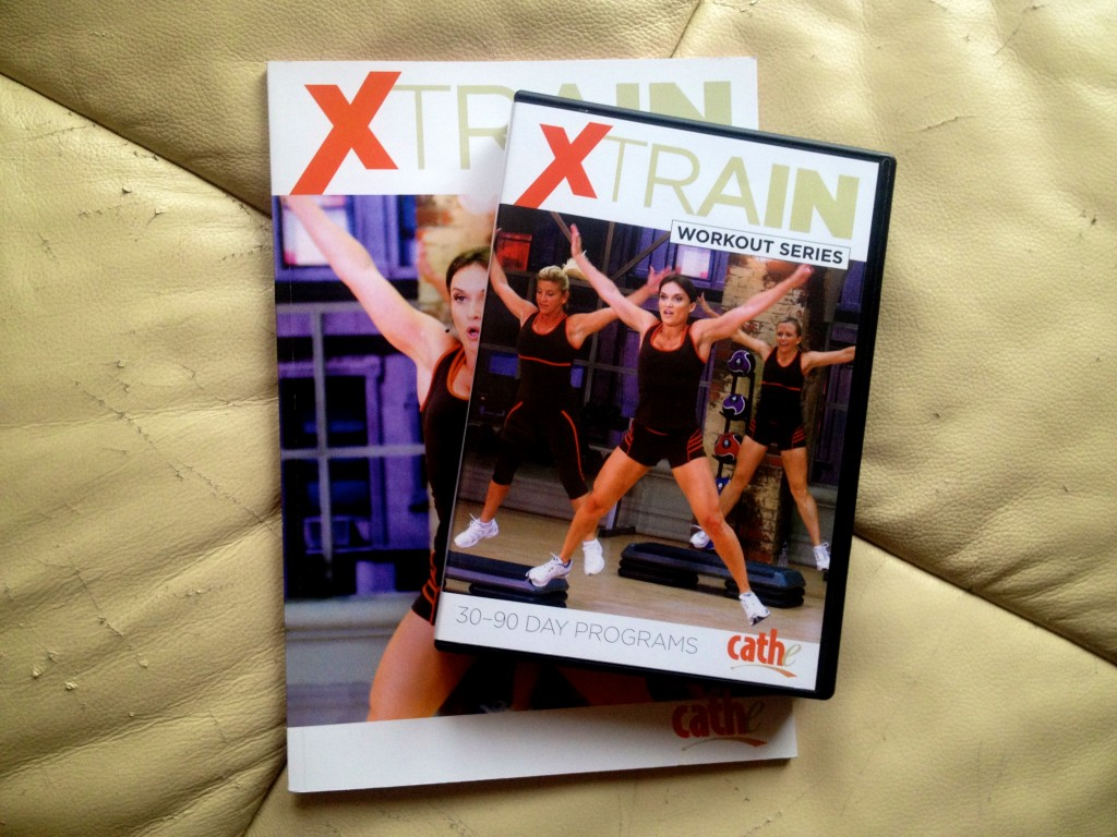 cathe Xtrain workout DVD