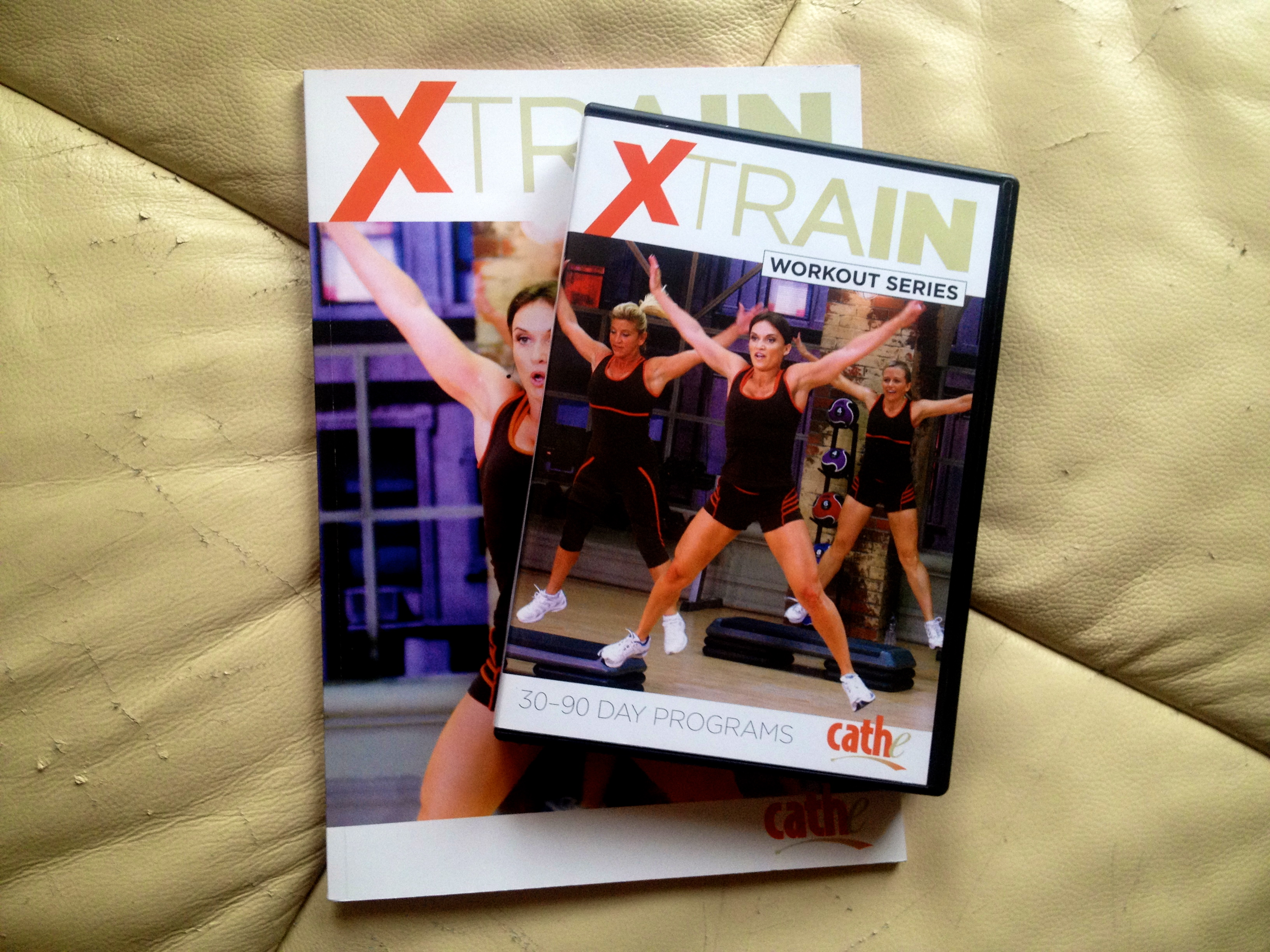 cathe Xtrain workout DVD