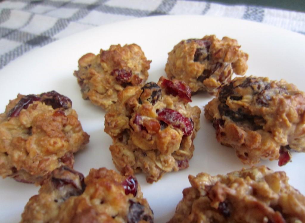 healthy breakfast cookie rec