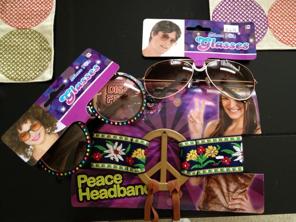 70s accessories