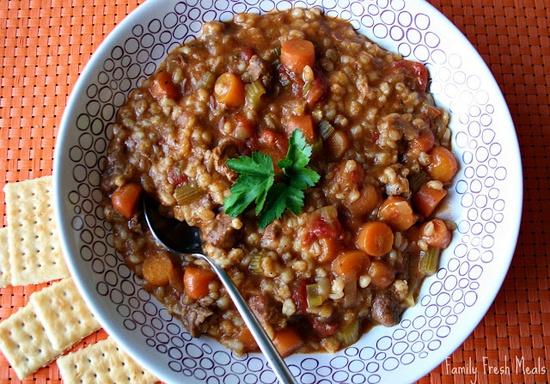 Crockpot Irish Stew St. Patricks Day Food