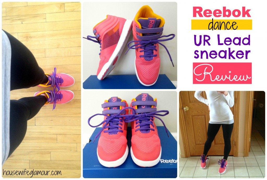 Reebok Dance UR Lead review cover