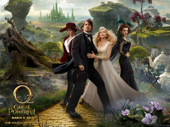 The Great and Powerful Oz movie