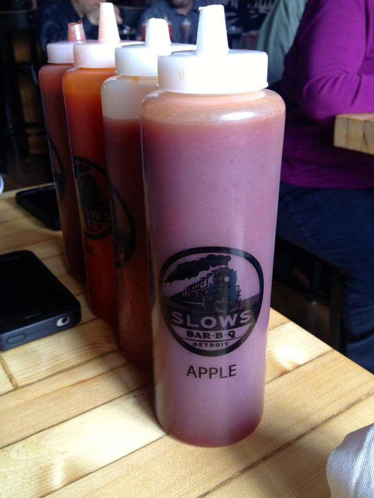 slows bbq apple sauce