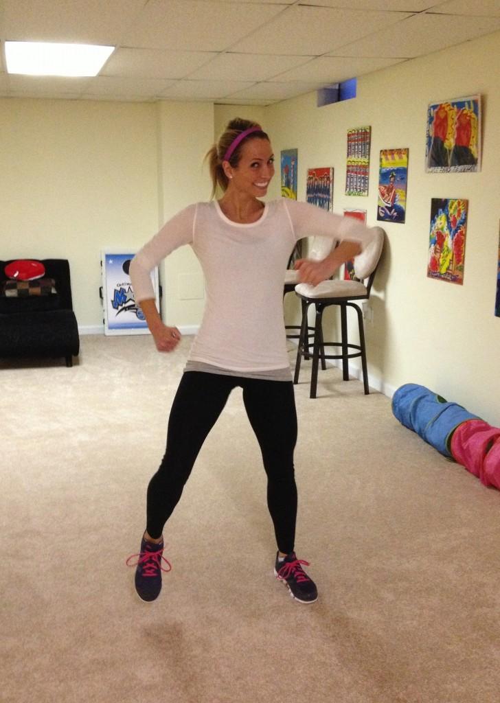workout video ready