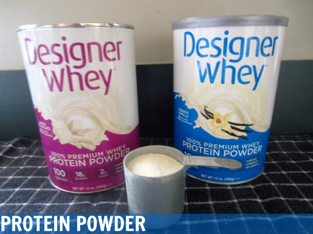 Designer Whey Protein Powd