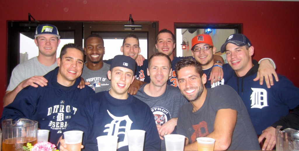 Detroit Tigers Game 5