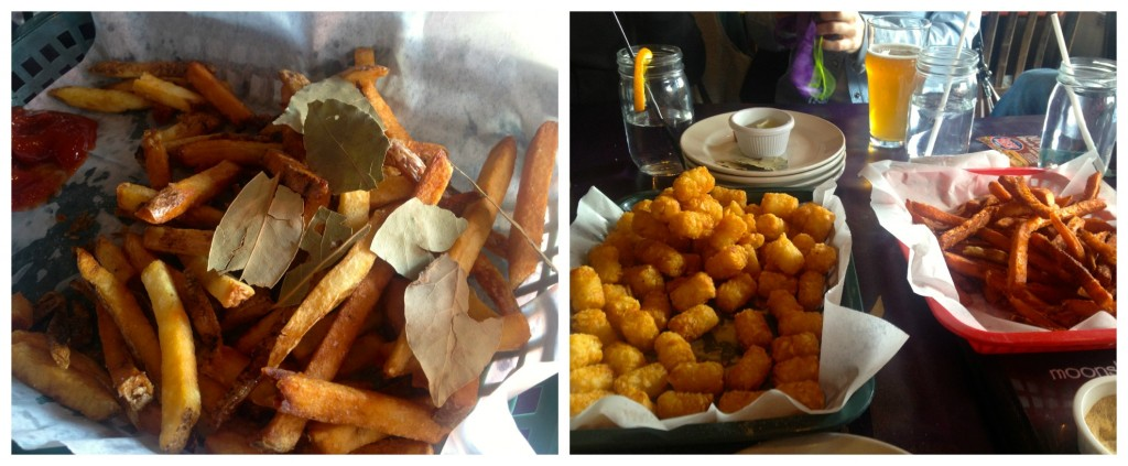 Funny Fries and Tator Tots