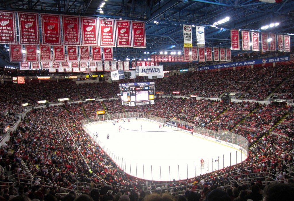 Red Wings Arena
