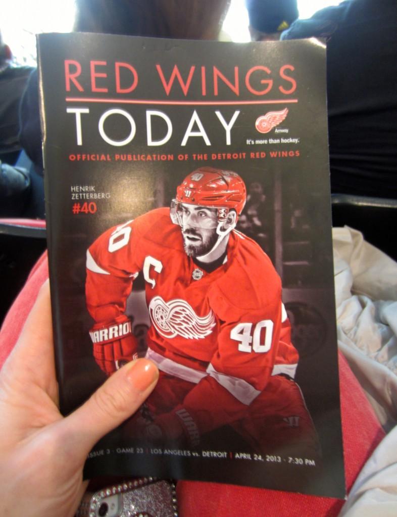 Red Wings Program