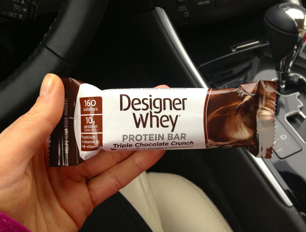 designer whey triple chocolate