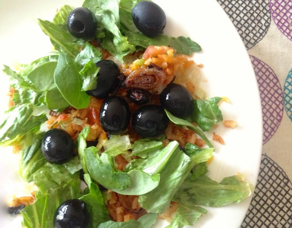 extras make into salad