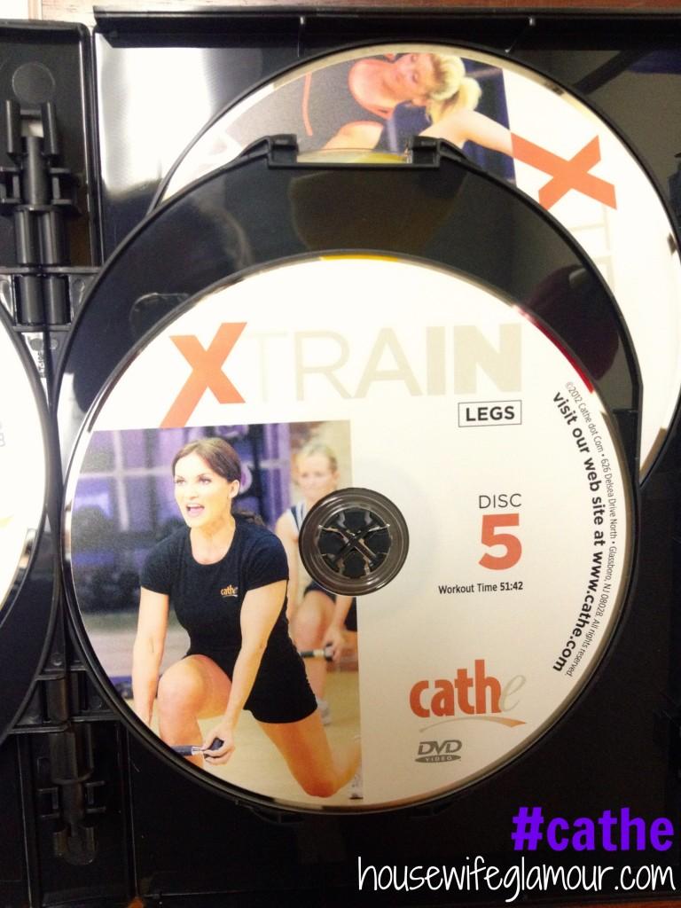 xtrain dvds #cathe