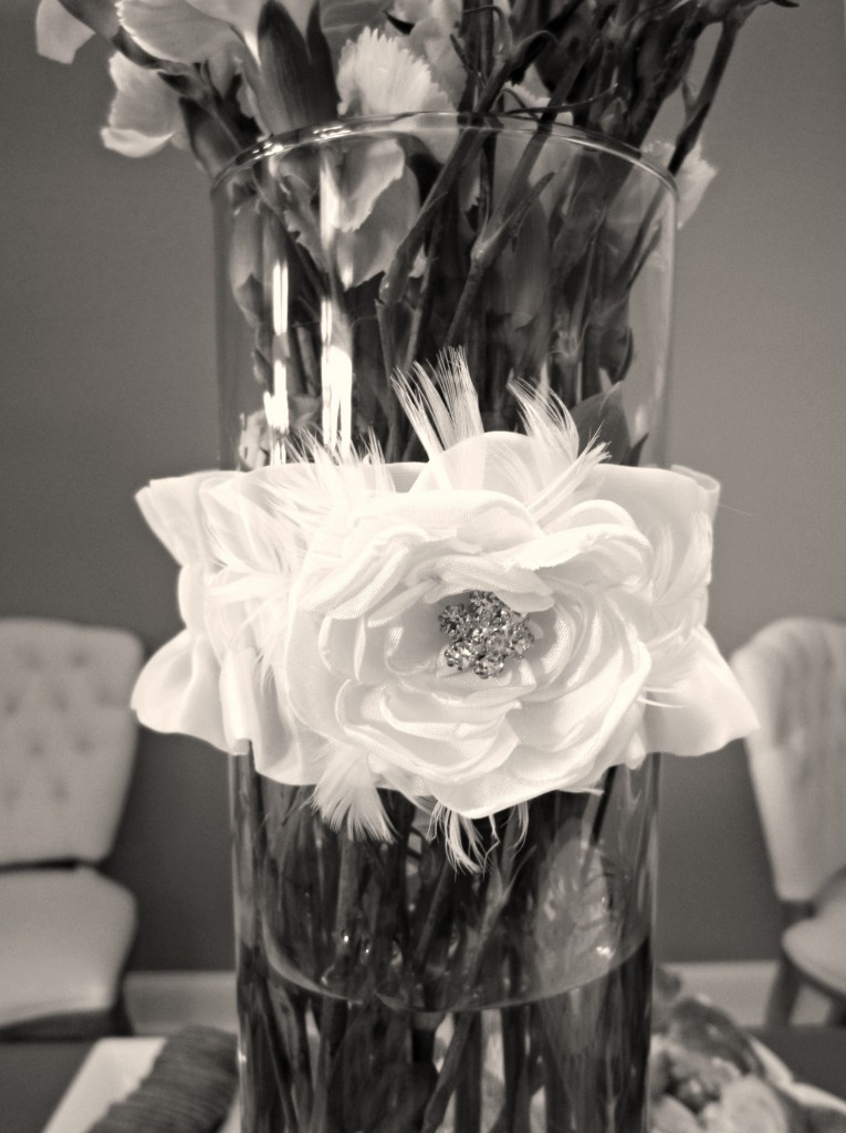 Bridal Garder for centerpiece