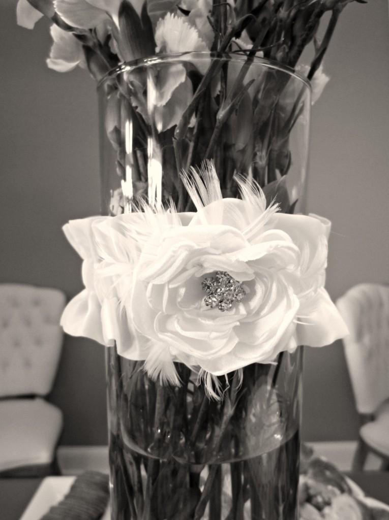 Bridal Garder for centerpiece