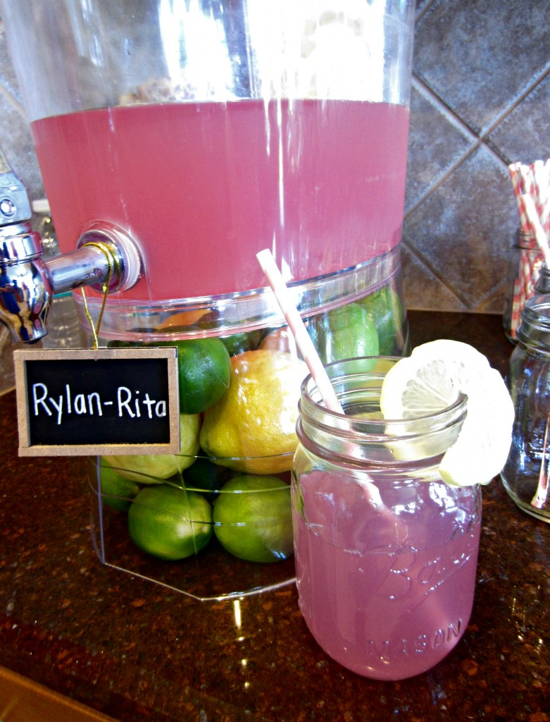 specialty baby shower drink