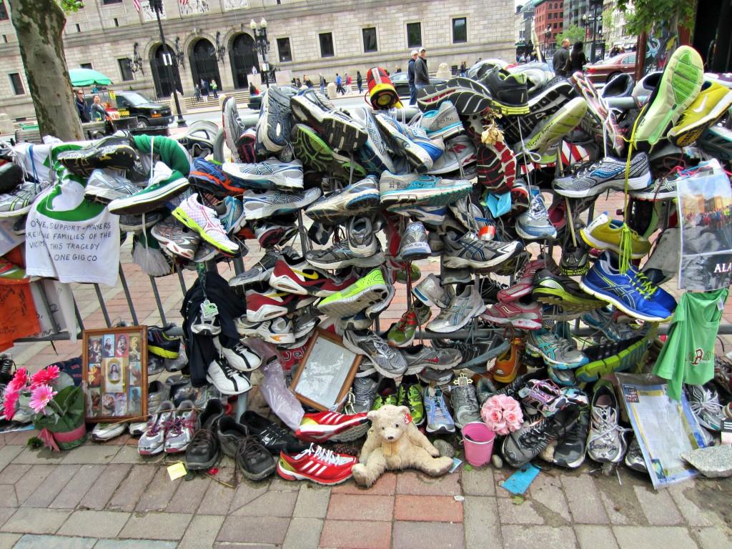 Boston Marathon Memorial t