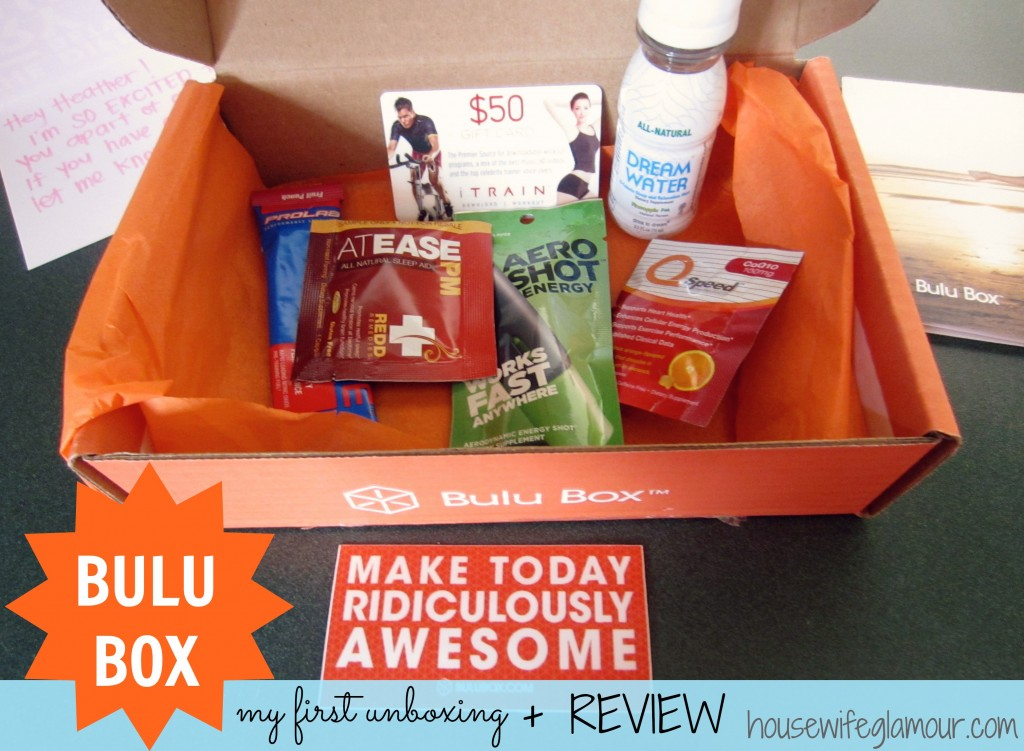 Bulu Box Review Cover Pic