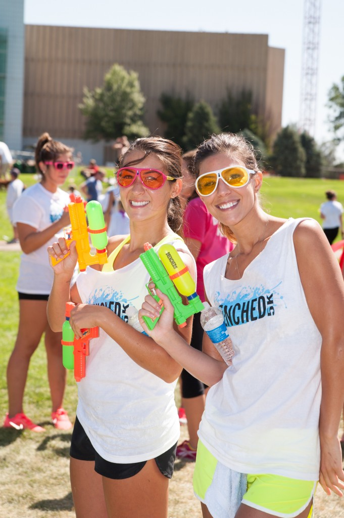 Drenched 5K Waterguns