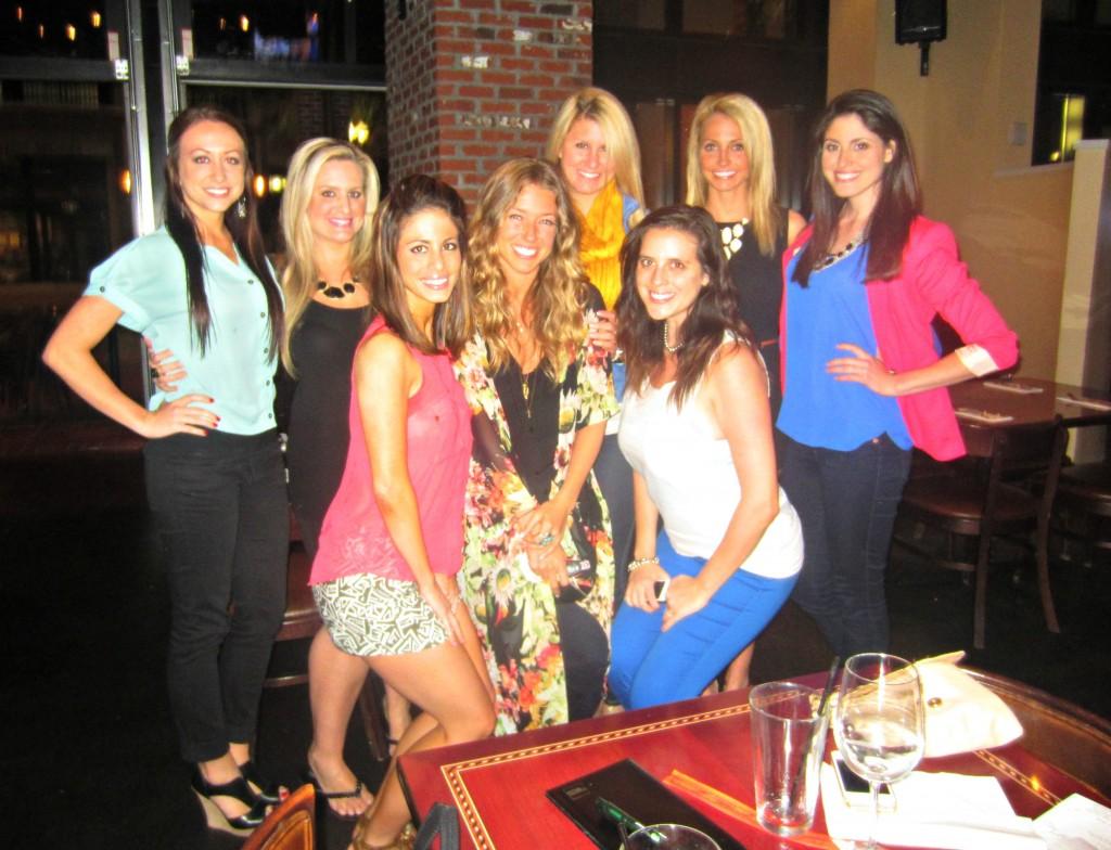 Girls Night OMDs