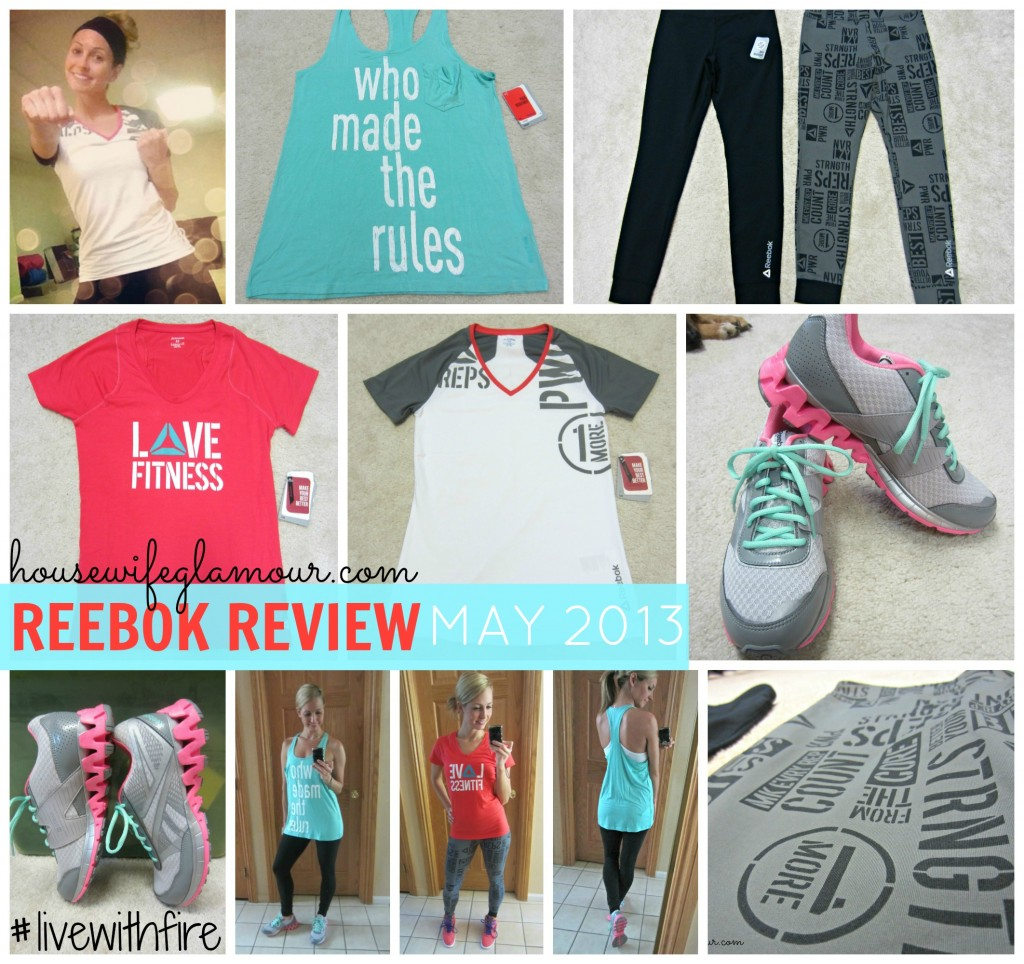 May Reebok Review Cover